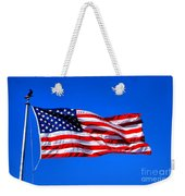 Stars And Stripes Forever Weekender Tote Bag