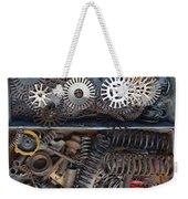 Stars In Springtime Weekender Tote Bag