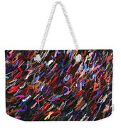 Stars In The Night Sky Abstract 3a Weekender Tote Bag
