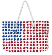 Stars No Stripes Weekender Tote Bag