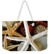 Stars Of The Sea Weekender Tote Bag by Colleen Kammerer