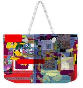 Wiping Out The Language Of Amalek 1a Weekender Tote Bag