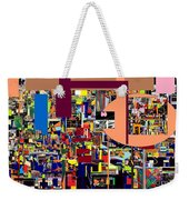 Wiping Out The Language Of Amalek 24  Weekender Tote Bag