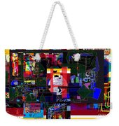 Start With Alef 7e  Weekender Tote Bag
