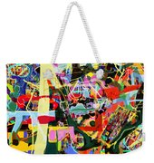 Wiping Out The Language Of Amalek 9dbl Weekender Tote Bag
