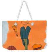 Starving Weekender Tote Bag