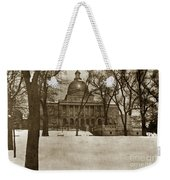 State Building Boston Massachusetts Circa 1900 Weekender Tote Bag