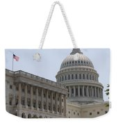 State Capitol Washington Dc Weekender Tote Bag