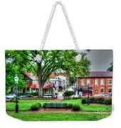 State House Grounds Weekender Tote Bag