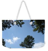 Stately Forest  Weekender Tote Bag