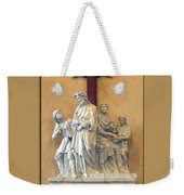 Station Of The Cross 01 Weekender Tote Bag