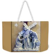 Station Of The Cross 06 Weekender Tote Bag