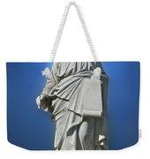 Statue 23 Weekender Tote Bag by Thomas Woolworth