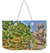 Statue In Brookgreen Gardens Weekender Tote Bag