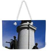 Statue Of King Edward Vii Weekender Tote Bag