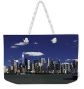 Statue Of Liberty Ferry 2 Weekender Tote Bag