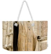 Statue Of Pope John Paul II Weekender Tote Bag