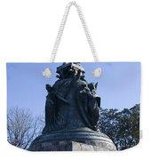 Statue Of Thomas Jefferson Weekender Tote Bag