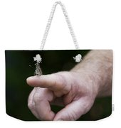 Stay In Touch Weekender Tote Bag