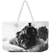 Steam And Iron Weekender Tote Bag