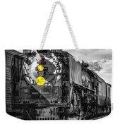 Steam Engine 844 Weekender Tote Bag