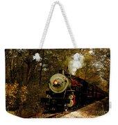 Steam Engine No. 300 Weekender Tote Bag by Robert Frederick