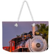 Steam Engine Number 509 Weekender Tote Bag