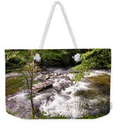 Steam In The Smoky Mountains Weekender Tote Bag