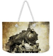 Steam Locomotive No. 334 Weekender Tote Bag