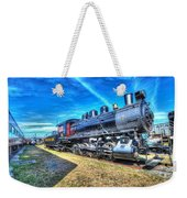 Steam Locomotive No 4 Virginian Class Sa  Weekender Tote Bag