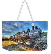 Steam Locomotive No 6 Norfolk And Western Class G-1 Weekender Tote Bag