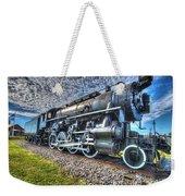 Steam Locomotive No 606 Weekender Tote Bag