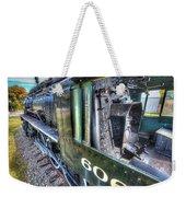 Steam Locomotive Norfolk And Western  No. 606 Weekender Tote Bag