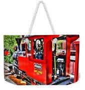 Steam Locomotive Old West V2 Weekender Tote Bag
