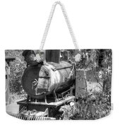 Steam Locomotive Old West V3 Weekender Tote Bag