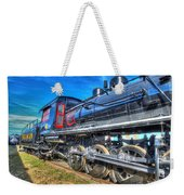 Steam Locomotive Virginian Class Sa No 4 Weekender Tote Bag
