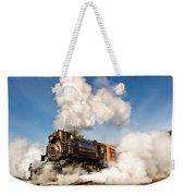 Steam Power Weekender Tote Bag