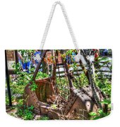 Steam Shovel Bucket Weekender Tote Bag