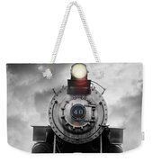 Steam Train Dream Weekender Tote Bag