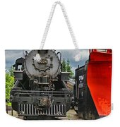 Steam Train Tr3637-13 Weekender Tote Bag