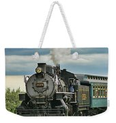 Steam Trains Tr3629-13 Weekender Tote Bag