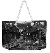 Steamboat Fire, C1910 Weekender Tote Bag