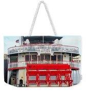 Steamboat Natchez Weekender Tote Bag