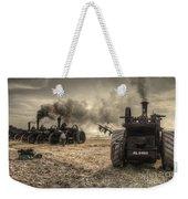 Steaming Giants  Weekender Tote Bag