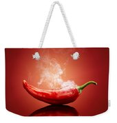 Steaming Hot Chilli Weekender Tote Bag