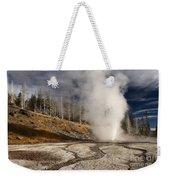 Steaming Streams Weekender Tote Bag