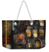 Steampunk - All That For A Cup Of Coffee Weekender Tote Bag