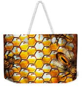 Steampunk - Apiary - The Hive Weekender Tote Bag