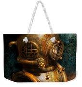 Steampunk - Diving - The Diving Helmet Weekender Tote Bag