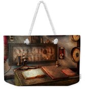 Steampunk - Electrical - My 9 To 5 Job  Weekender Tote Bag